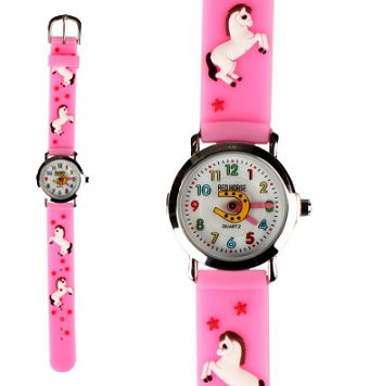 Montre Poney Red Horse