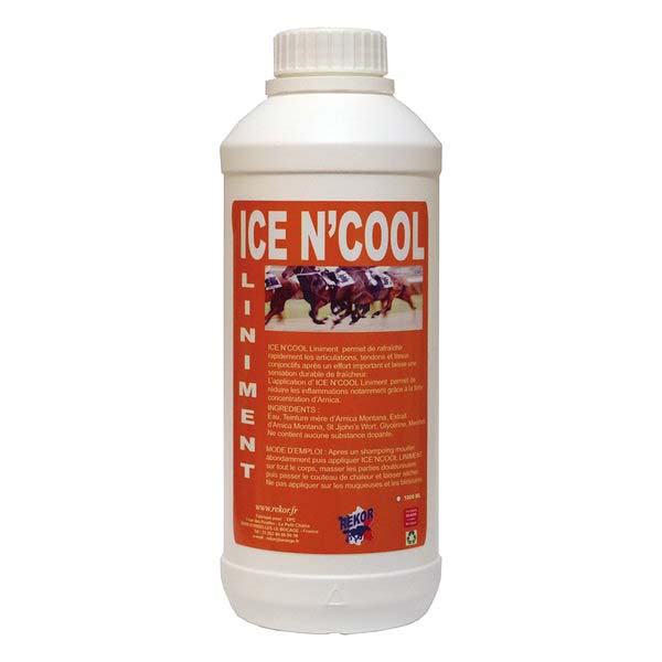 Ice N\'Cool Liniment Rekor