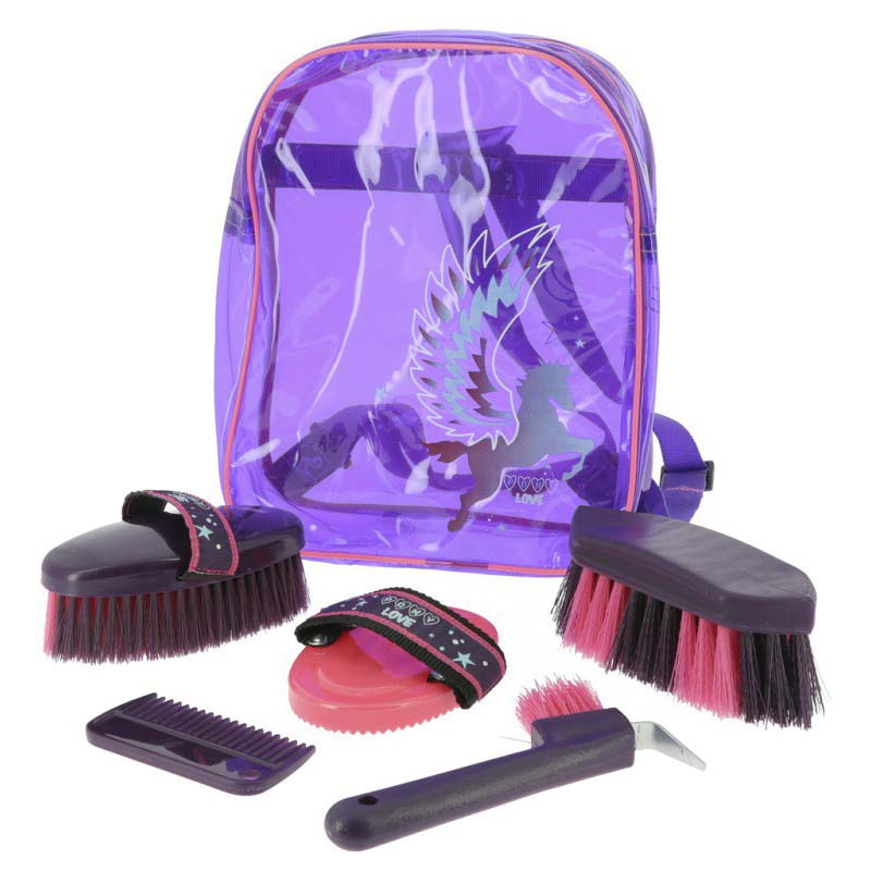 Kit Grooming EQUI-KIDS Pégase