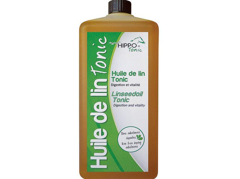 HIPPO-TONIC Huile de lin Tonic VITALITÉ