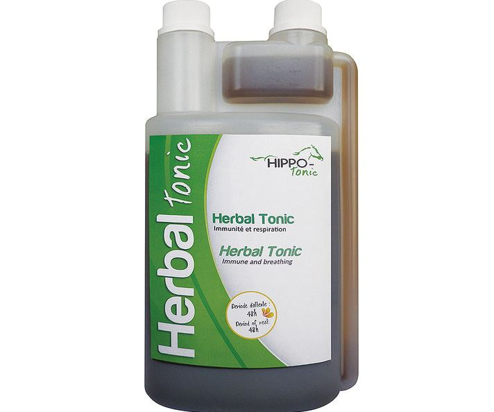 HIPPO-TONIC Herbal Tonic RESPIRATION