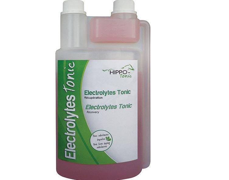 HIPPO-TONIC Electrolytes Tonic RÉCUPÉRATION