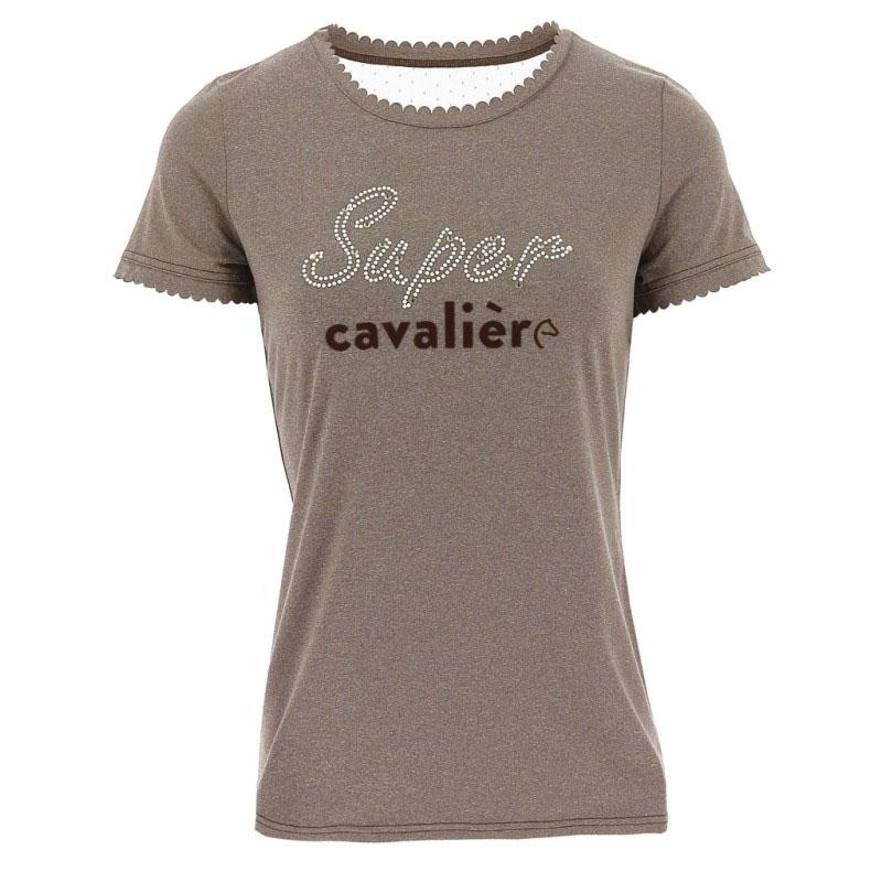 T-shirt EQUITHÈME Super cavalière