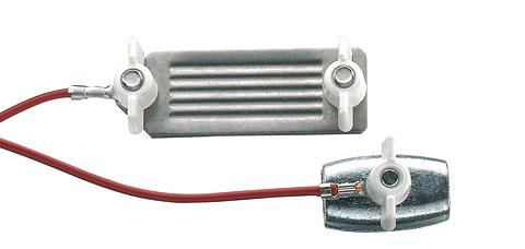 Connecteur cordelette-ruban Clôture