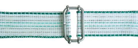 Raccord ruban de clôture inox x10