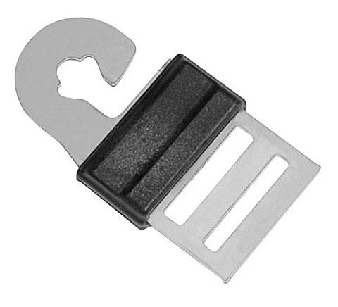 Connecteur poignée pour ruban Litzclip x4