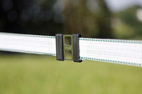 Raccord Litzclip pour ruban de clôture x5