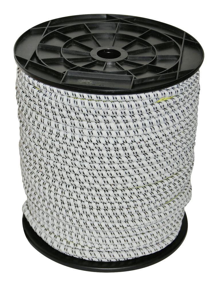 Cordelette électrique élastique