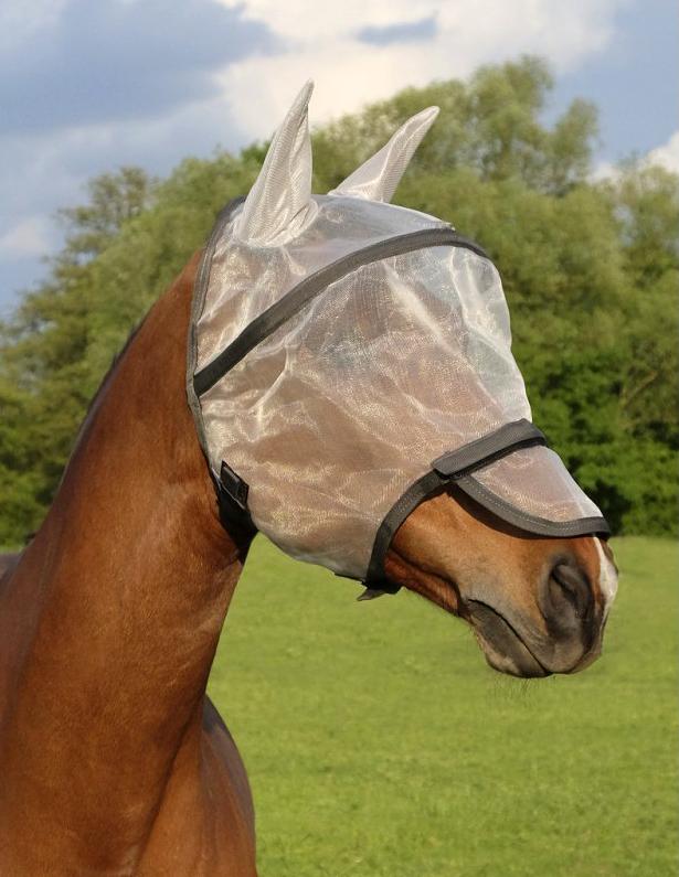 Masque anti-mouches Equi-thème Protec