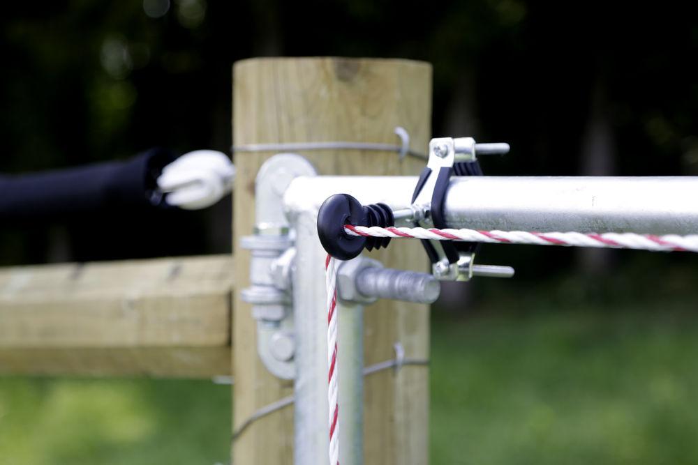 Kit d\'électrification pour Porte de clôture