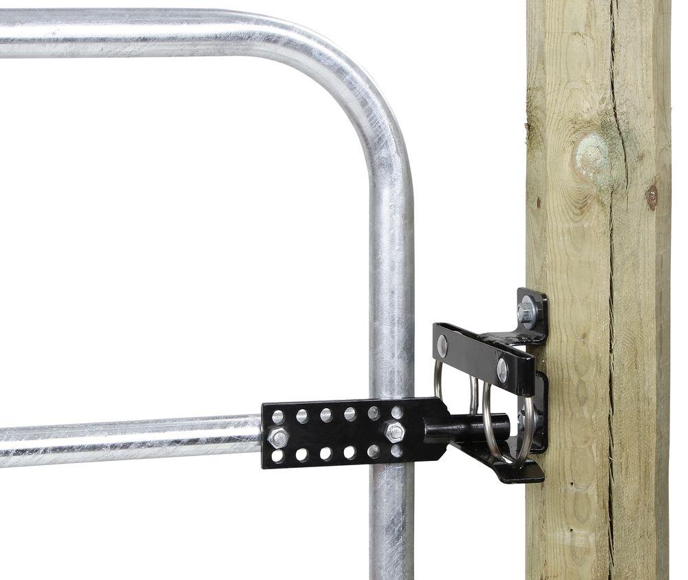 Clapet pour porte de clôture