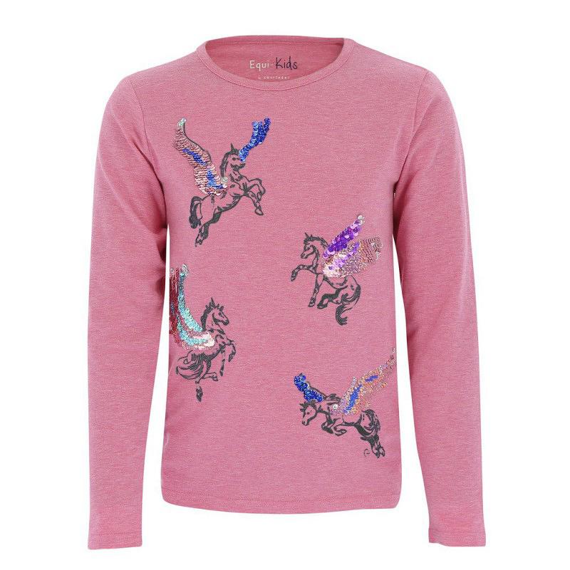 Tee-shirt Equi-kids Glossy