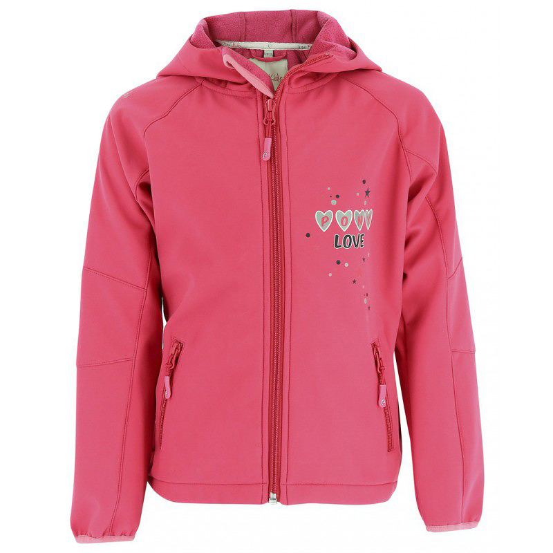 Softshell magique EQUI-KIDS Angie