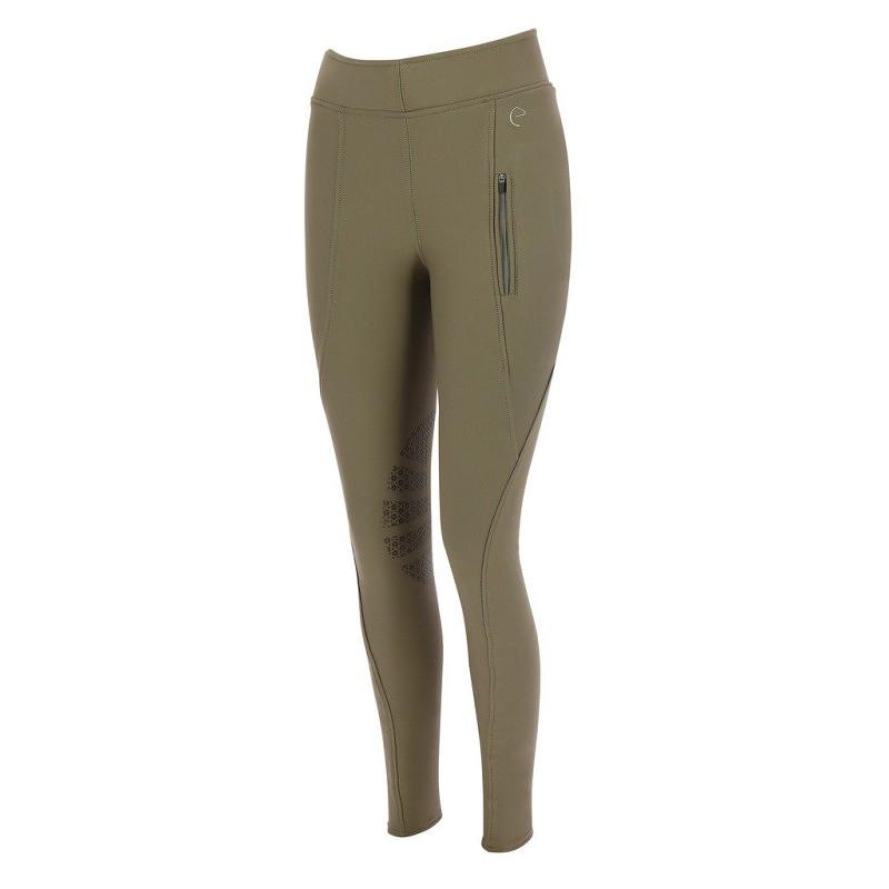Pantalon d\'équitation softshell EQUITHÈME Dolomyt