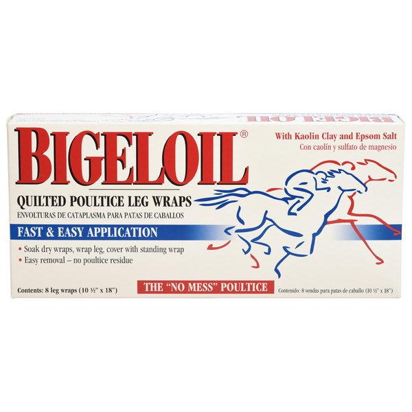 Bigeloil bandage d\'argile pour les membres