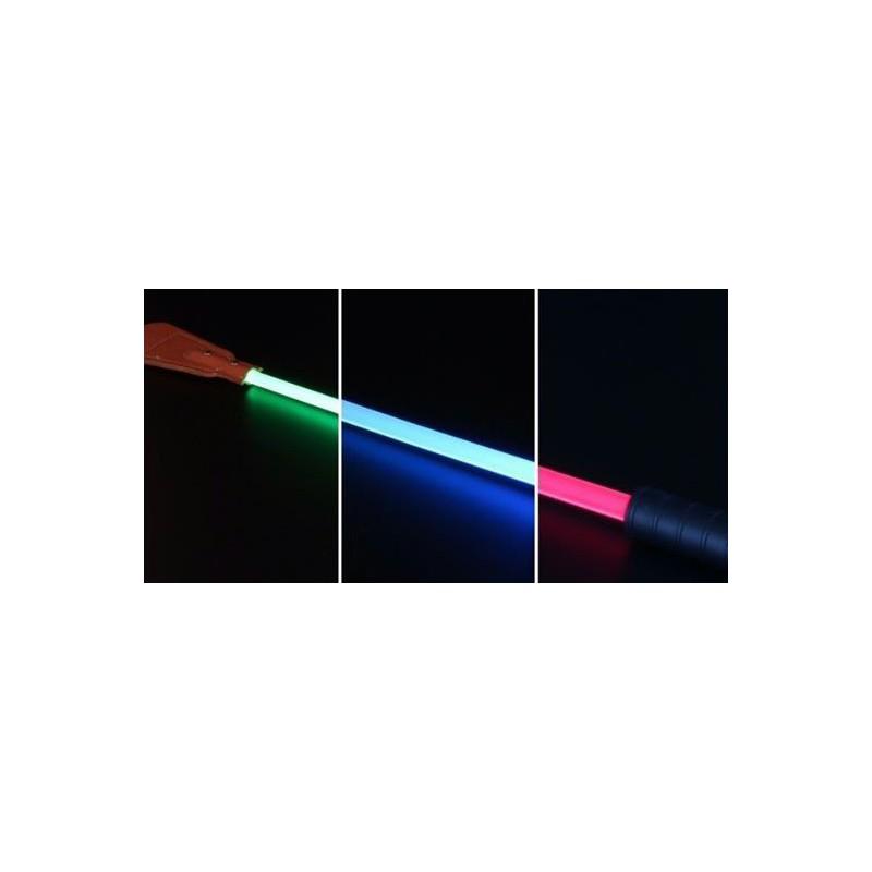 Cravache lumineuse EQUIZOR LED 3 couleurs