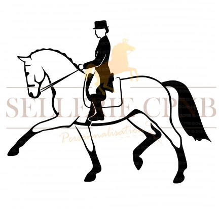 Sticker dressage