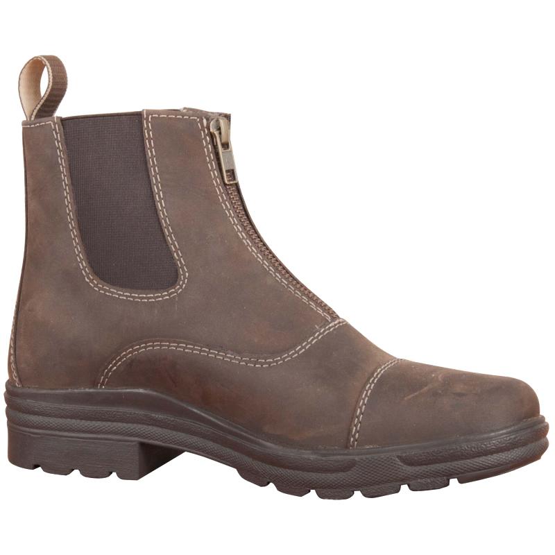 Boots Leoni Cuir Huilé TdeT