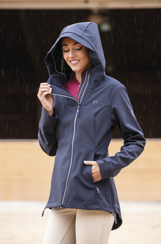 Softshell Equithème Candyce