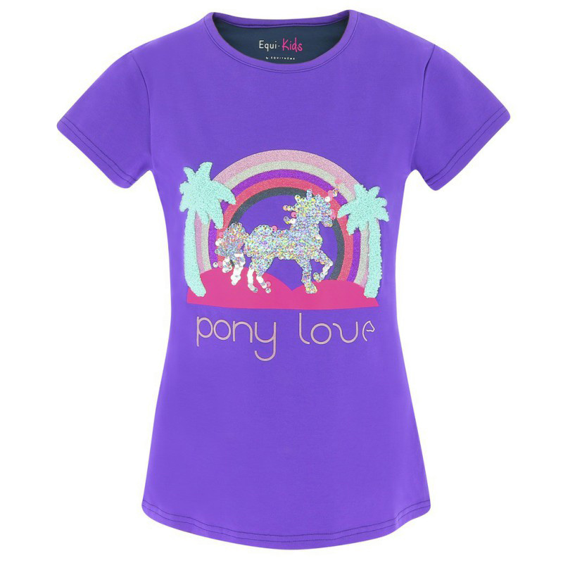 Tee-shirt Equi-kids Judit