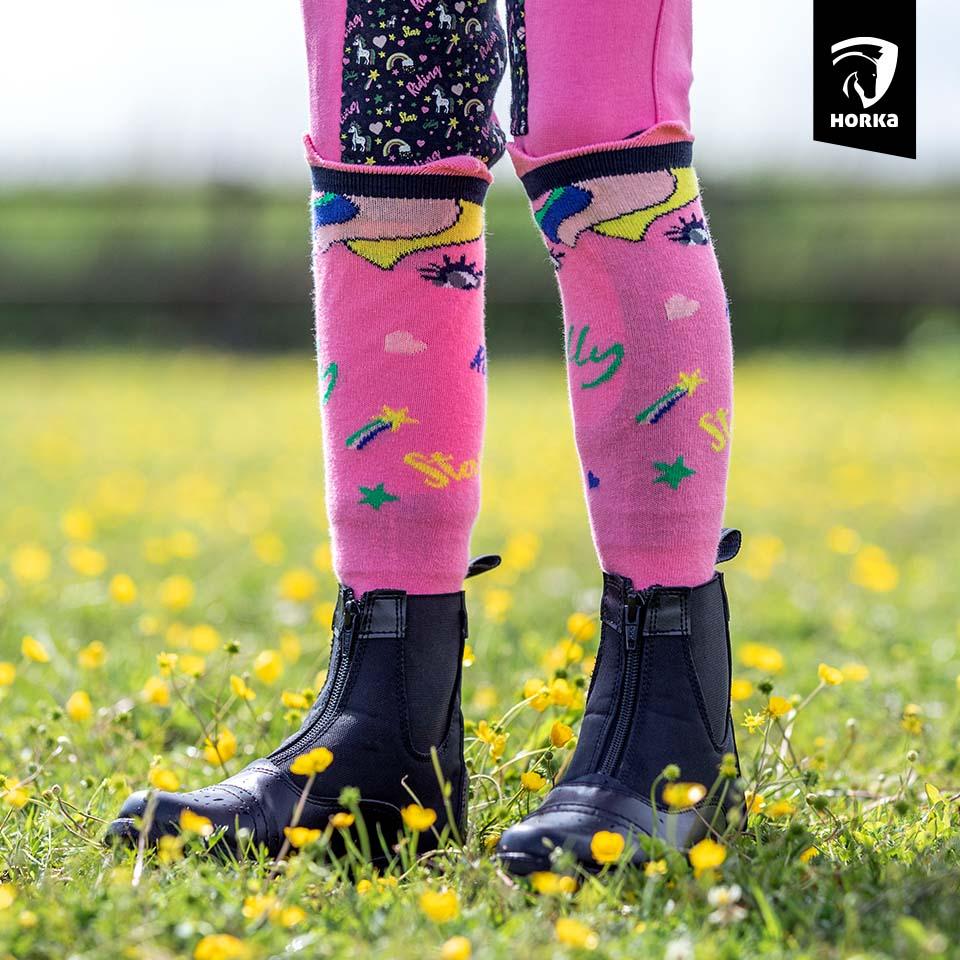 Chaussettes enfant Jolly Etoile x3 paires