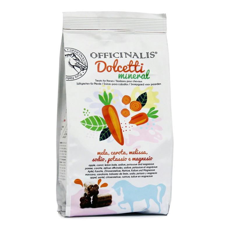 Bonbons OFFICINALIS pomme carotte et mélisse