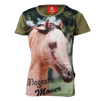 Tee-shirt Horsy Magestic Mover