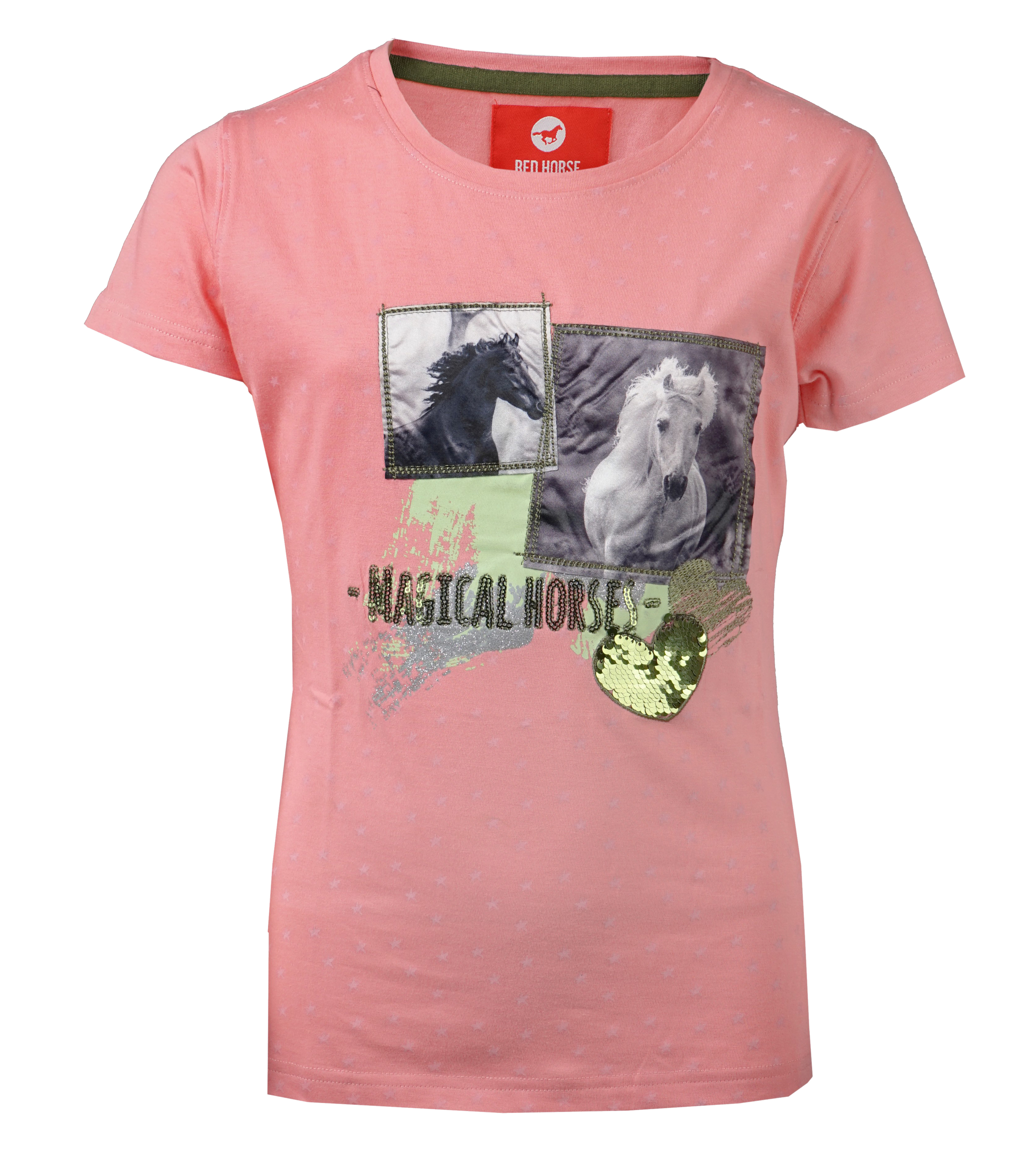 Tee-shirt Magical Horses