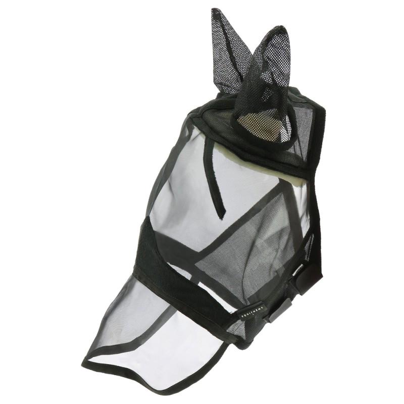 Masque anti-mouches Equithème Confort