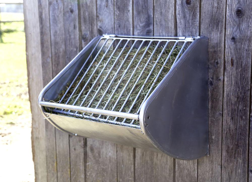Râtelier en métal Slow feeder
