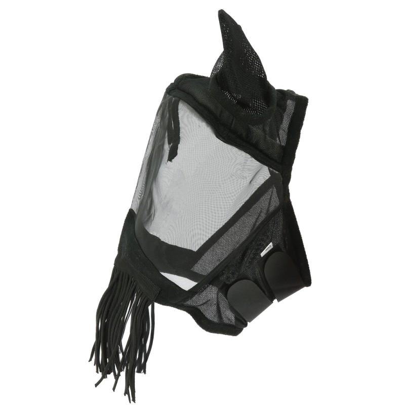 Masque anti-mouches Equithème Franges