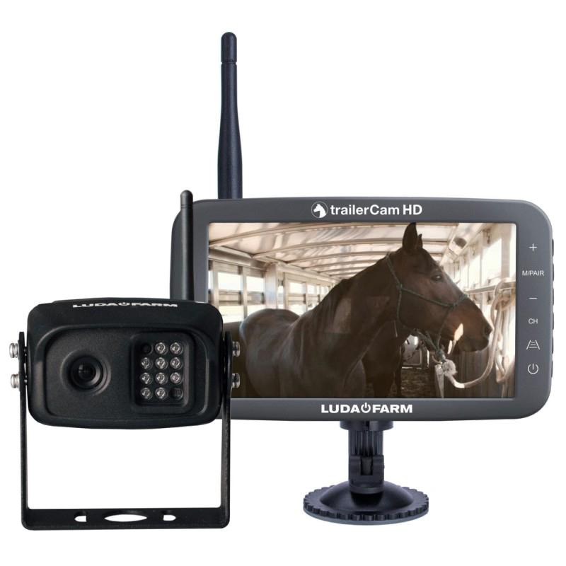 Camera de surveillance Trailercam 5D