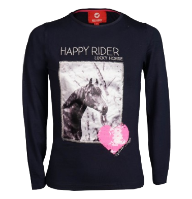 Tee-shirt manches longues Fame Happy Rider