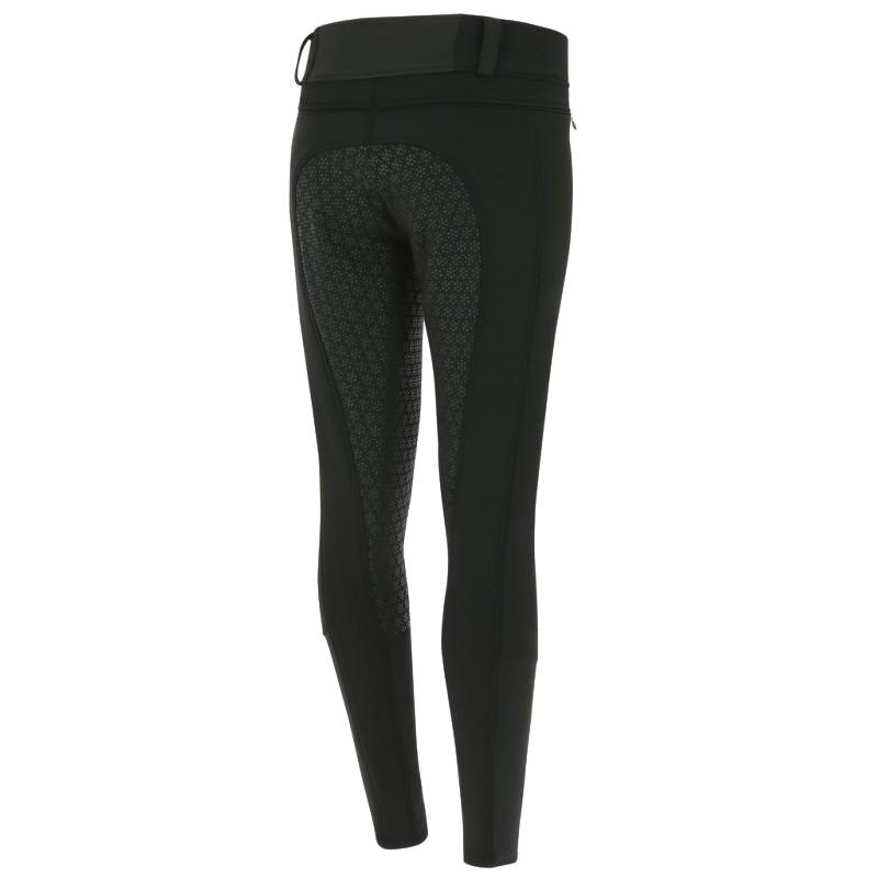 Pantalon softshell EQUITHÈME Kitzbuhl fond Silicone