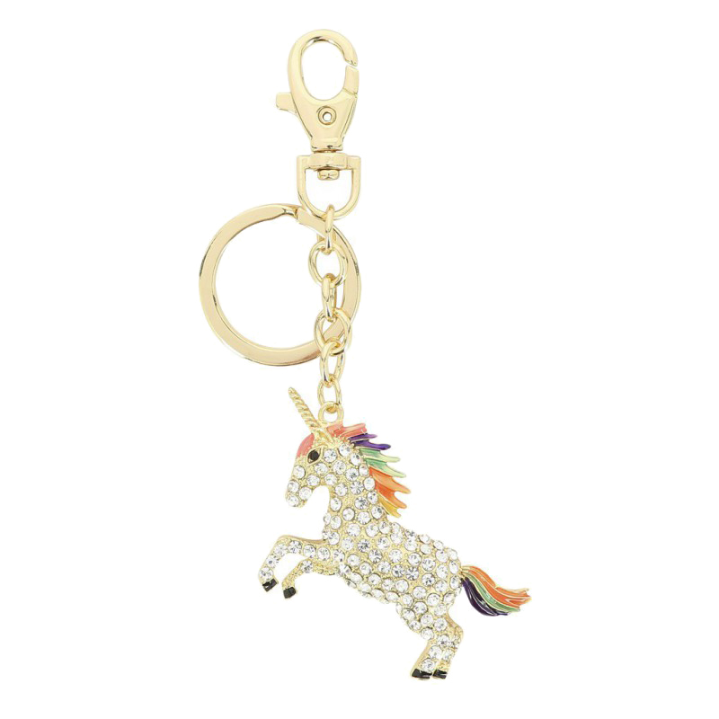 Porte-clés Equi-kids Licorne x5