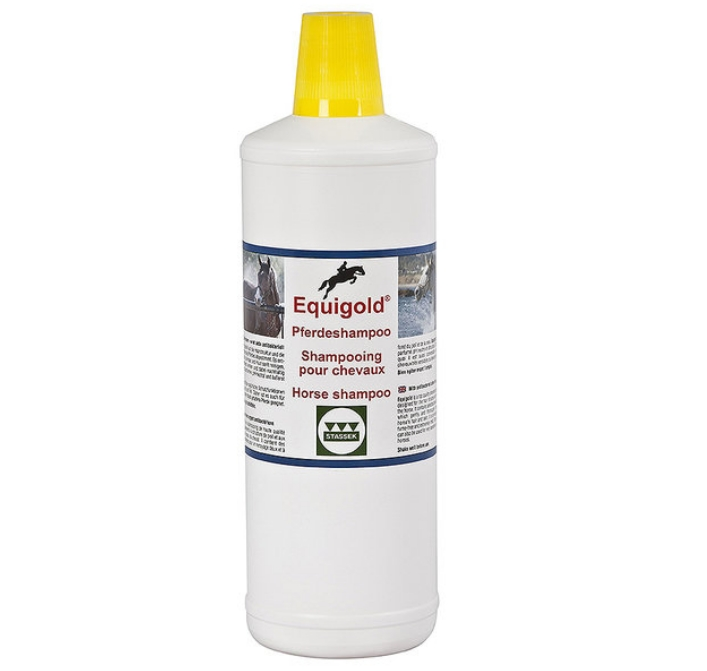 EQUIGOLD Shampooing pour chevaux