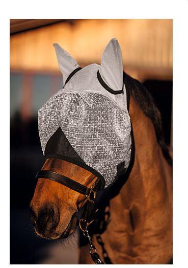 Masque anti-mouches avec oreilles Kerbl