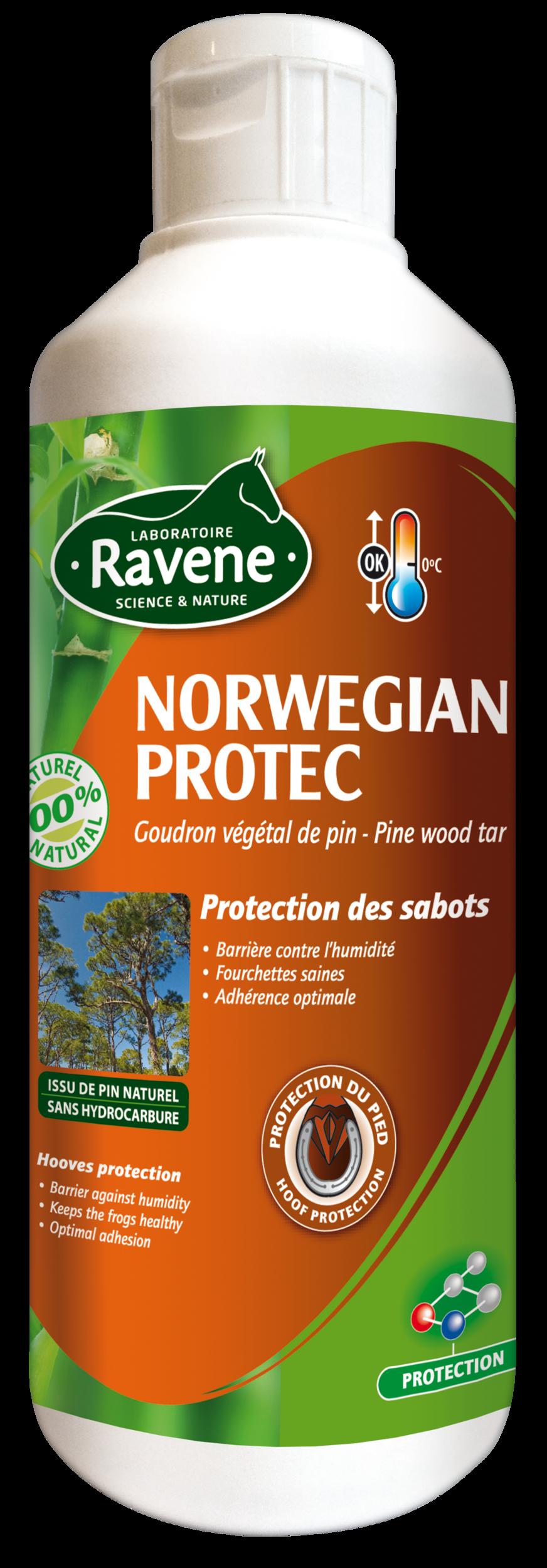 Norwegian Protec (Goudron de Norvège)