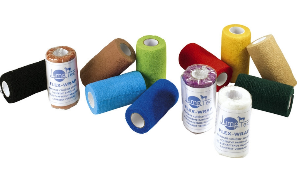 Bandes de travail JUMPTEC FLEX-WRAP