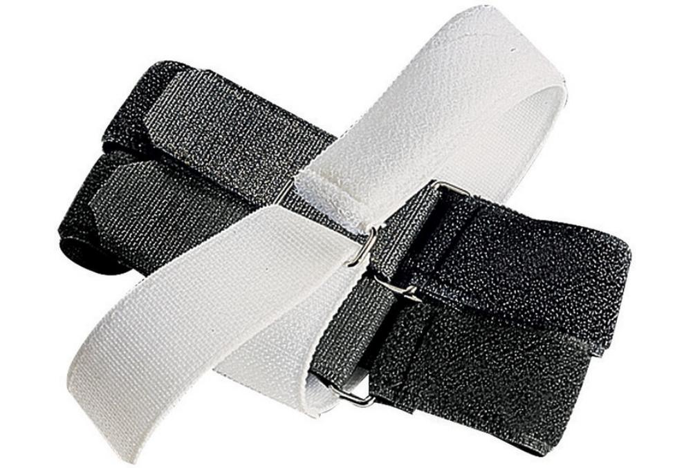 Fixation élastique auto-agripppante pour bandages