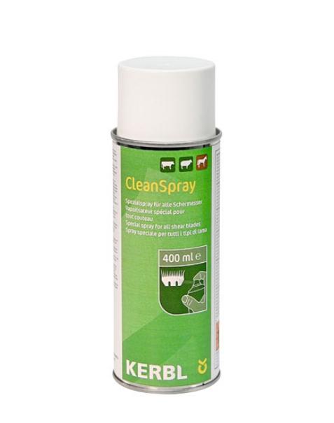 CleanSpray nettoyage pour peignes de tondeuse