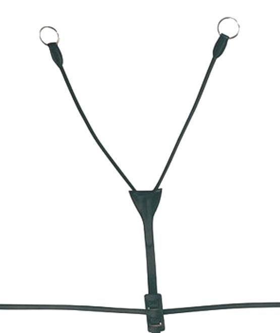 Martingale à anneaux élastique rond NORTON