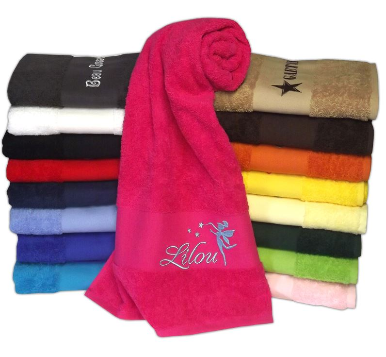 Serviette de Bain Bath Towel
