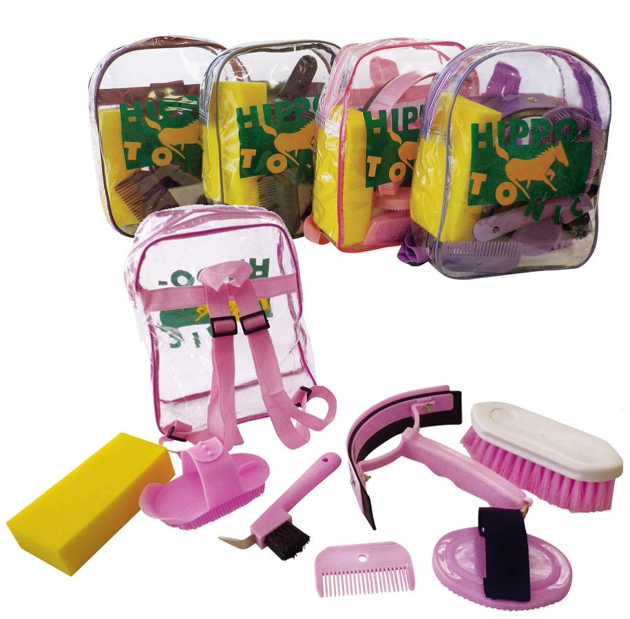 Sac à dos de pansage HIPPO-TONIC