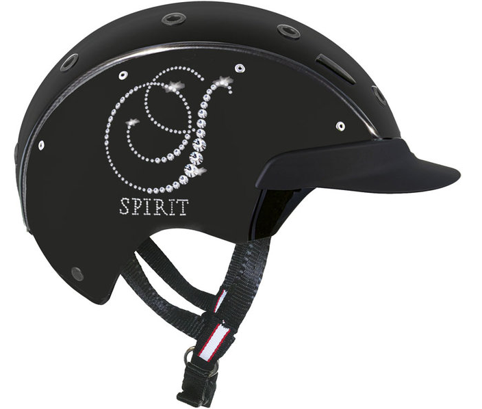 Casque CASCO Spirit-6 Crystal