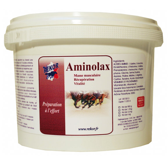 Aminolax REKOR CONDITION