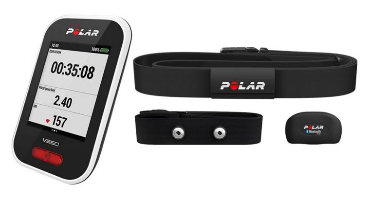 Pack Cardio Equin V650 GPS Attelé POLAR