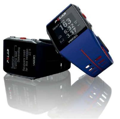Montre Cardio GPS V800 POLAR