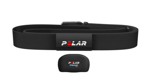 Sangle avec émetteur de fréquence cardiaque H7 bluetooth smart Equin POLAR
