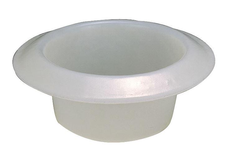 Mangeoire/abreuvoir de pré en plastique